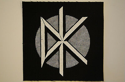 Dead Kennedys Cloth Patch (CP27) Punk Rock Adicts Fear Sex Pistols Circle Jerks