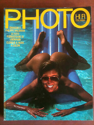 Photo HI FI Italiana n° 53 Novembre 1979 Cover: Deedee Darlington  - E8261