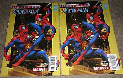 Ultimate Spider-Man #32 Bagley  Cool Cover 2 Nm+ 9.6 Copies