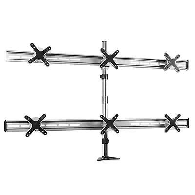 """Lcd Tft Monitor Desktop Mount Stand 13"""" 17"""" 19"""" 20"""" 23"""" * Free P&p Special Offer"""