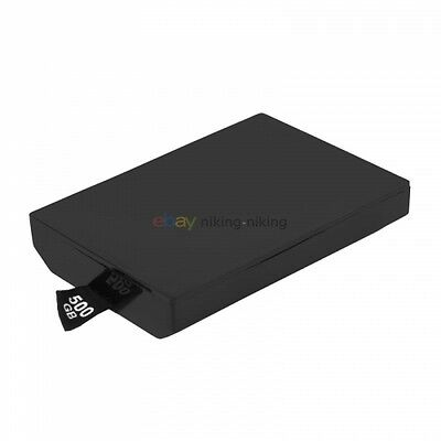 Generic Brand New 500GB Internal HDD Hard Drive Disk for XBOX 360 Slim FAST SHIP
