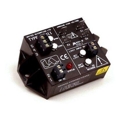 NEW UAL SCR Thyristor Power Controller 480V, AFM11