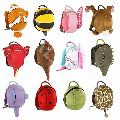 LittleLife Animal Backpack & Safety Rein Toddler Childrens Daysack Rucksack