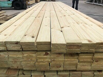 TREATED PINE 90x22mm DECKING FENCING SCREENING CHEAP @ $1.50 pm