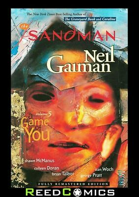 SANDMAN VOLUME 5 GAME OF YOU GRAPHIC NOVEL New Paperback Collects #32-37