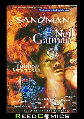 SANDMAN VOLUME 6 FABLES AND REFLECTIONS GRAPHIC NOVEL Paperback Collects #29-31