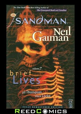 SANDMAN VOLUME 7 BRIEF LIVES GRAPHIC NOVEL New Paperback Collects #41-49