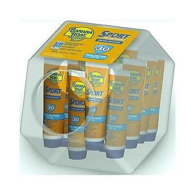 Banana Boat Sport Performance Sunscreen Lotion SPF 30 1 oz - 24 count