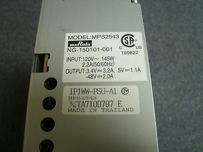 NEC Aspire 0891000 IP1WW PSU A1 - Cabinet Power Supply Module - 8 Slot KSU