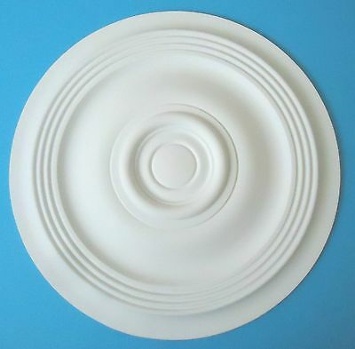Ceiling Rose Strong Lightweight Resin (Not Polystyrene) Size 500mm 'Belina'