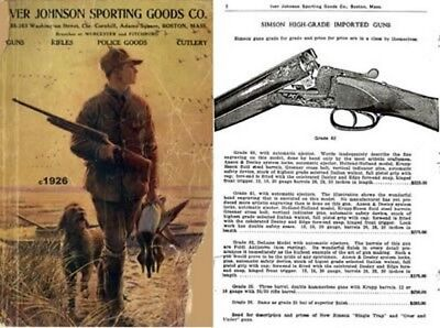 Iver Johnson 1926 Sporting Goods Company Catalog