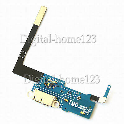 Charger Charging Micro USB Port Flex Cable Samsung Galaxy Note 3 T-Mobile N900T