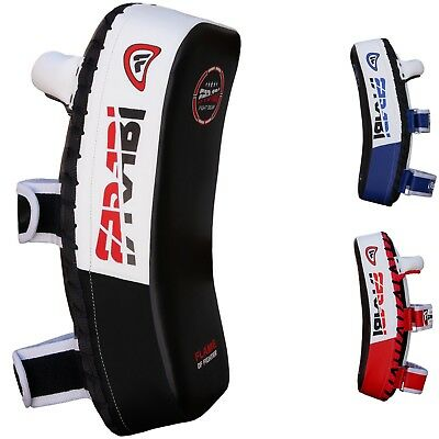 Thai Pad Kick Punching Strike Shield Muay Thai Kick Boxing Pad Curved Single