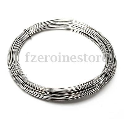 10m Meter 0.8mm Rosh Lead Free Coiled Soldering Solder Wire Welding 2.2% Flux