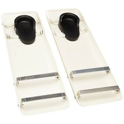 Kraft Tool Concrete Sliders Lightweight Knee Boards 17882