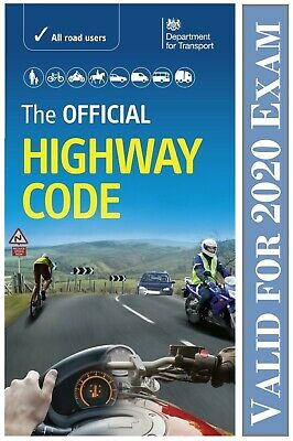 The Official Highway Code Book DSA Brand New Latest Edition for Theoy Test 19 HW