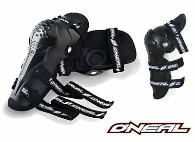 Oneal Pumpgun Adult Pivot Kneeguards Motocross Mx Knee Shin Guards