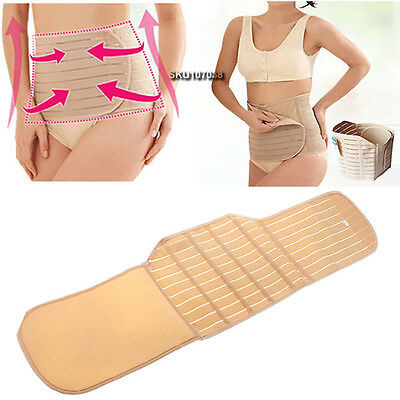 Belly Postpartum Maternity Tummy Support Belt Waist Slimming Girdle Body Shaper