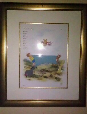 "Winnie the Pooh and the Blustery Day ""Blanket Toss"""