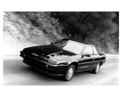 1987 Subaru XT GL10 Turbo Factory Photo ca0095