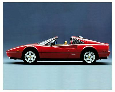 1985 1986 Ferrari 328 GTB Photo Poster zc8663