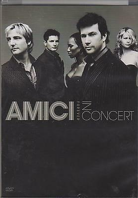 Amici Forever - In Concert - Dvd - New