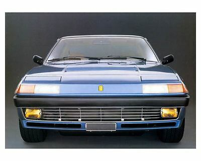 1982 1983 Ferrari 400i Automobile Photo Poster zc8805