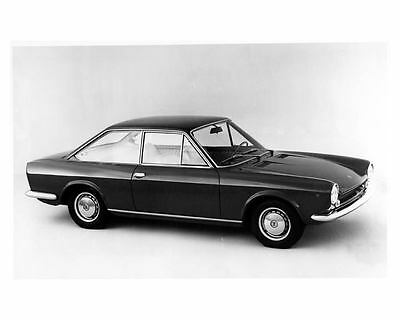 1968 Fiat 124 Coupe Automobile Photo Poster zc8890