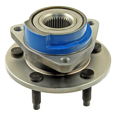 Wheel Bearing and Hub Assembly Front Left Precision Automotive 513203