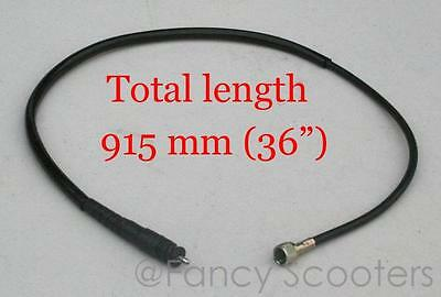 """Peace Sports 50CC 150CC Scooter TPGS-804 Speedometer Cable B @ 36"""""""