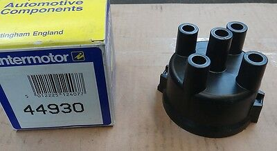 Intermotor Distributor Cap 44930 Fits Nissan Pick Up Stanza Vanette