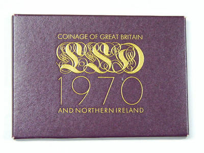 1970 Great Britain and Northern Ireland Commemorative Set - SALE