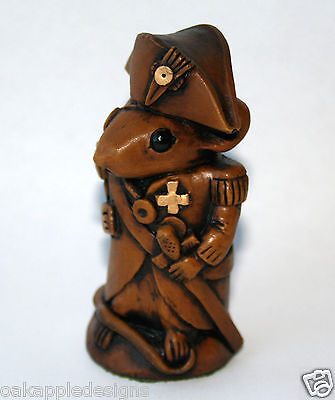 Church Mouse Ornament Admiral Lord Nelson Collectable Unique Hand Made Gift BNIB