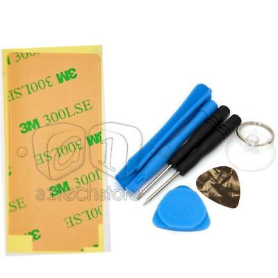 New Digitizer Glass Touch Screen Adhesive for iPod Nano 7th 7 Generation + Tools