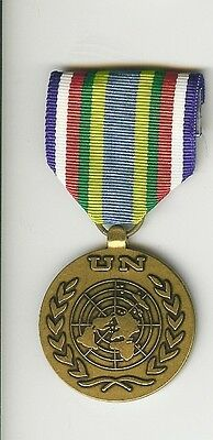 United Nations Medal MINURCA - Central African Republic