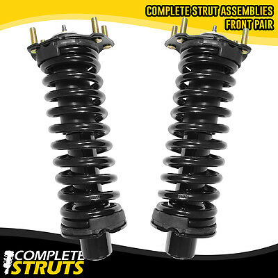 02-12 Jeep Liberty Front Quick Complete Struts & Coil Spring Assembly Pair x2