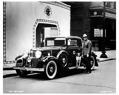 1932 Nash Coupe Factory Photo  ca0186