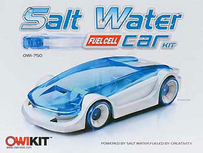 NEW OWI Salt Water Fuel Cell Car OWI-750