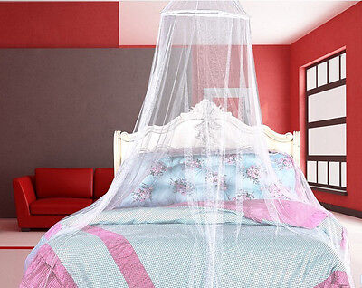 Mosquito Net fly insect Protection curtain dome For Single Double king Size Bed