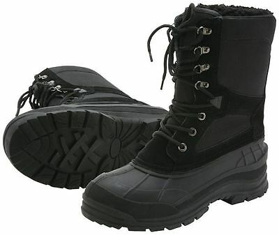Mens NEW Hot Foot Waterproof Combat Hunting/Walking Boots *All Sizes*