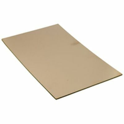 Fibre Glass Copper Clad PCB 100x220mm Double Sided