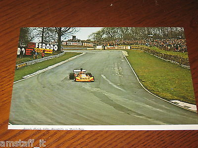 (181)=G.p. F.1 Brands Hatch 1976 Brambilla March-Beta=Ritaglio=Clipping=Foto=