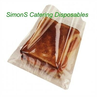Toasting Bags - 1,000  Disposable Bags For Making Toasted Sandwiches
