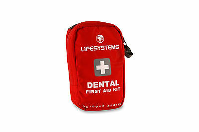 Lifesystems Compact Travel Emergency Dental Teeth First Aid Kit Sterile