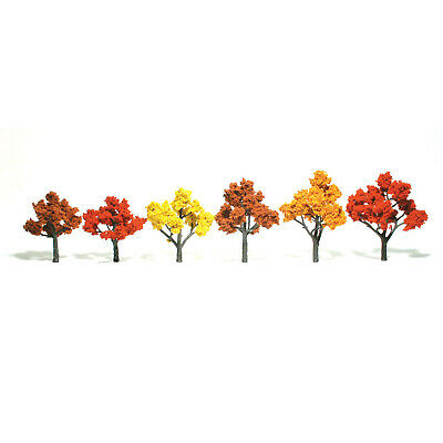 NEW Woodland Scenics Assembled Tree Fall Mix 5  TR1541