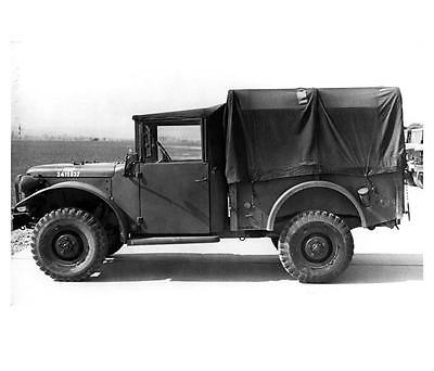 1954 Dodge M37 Military Weapons Truck USAF Photo m3018
