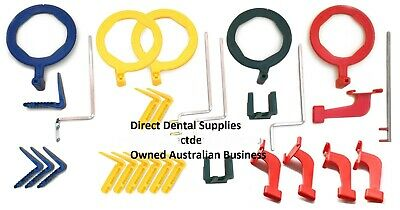 Dental  Complete Set of Digital X-Rays Holder Autoclavable Buy 2 Get One FREE