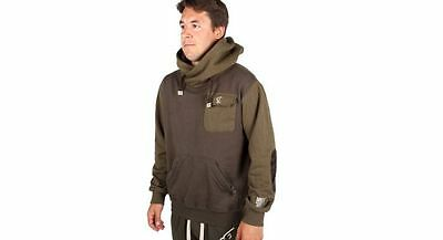 Nash Tackle Ice Hoody Zero Tolerance ZT Winter Hoody SALE *ALL SIZES*