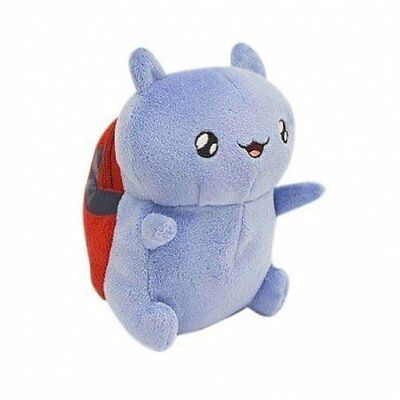Bravest Warriors Catbug 4'' Plush Doll w/ Zipper Pocket Licensed NEW