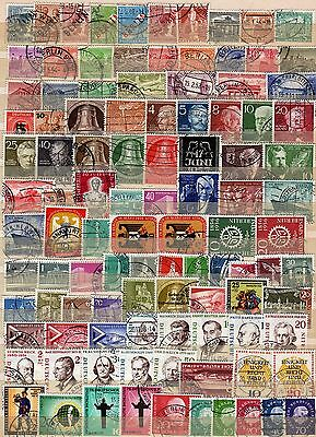 Lot Berlin o - aus 1948 - 59 - aus Nr. 5 - 186 - KW  244,-- €  ( 30991 )
